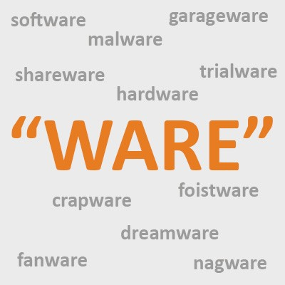 "Tech Term: What are All These ""-Wares?"""