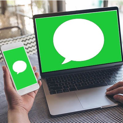 Getting Your iMessages on Windows 10